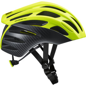 Mavic Ksyrium Pro MIPS Helmet Herre safety yellow/black
